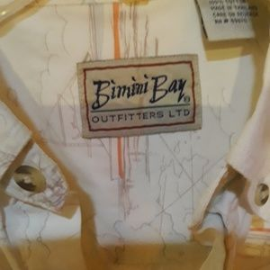 Bimini Bay Outfitters LTD Shirts - EUC Bimini Bay Outfitters LTD shirt